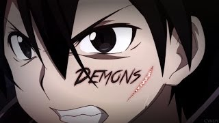 Demons - Sword Art Online AMV