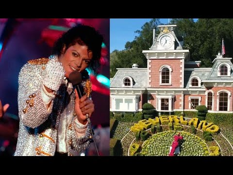 Michael Jackson's Neverland Ranch is on sale for $67 million