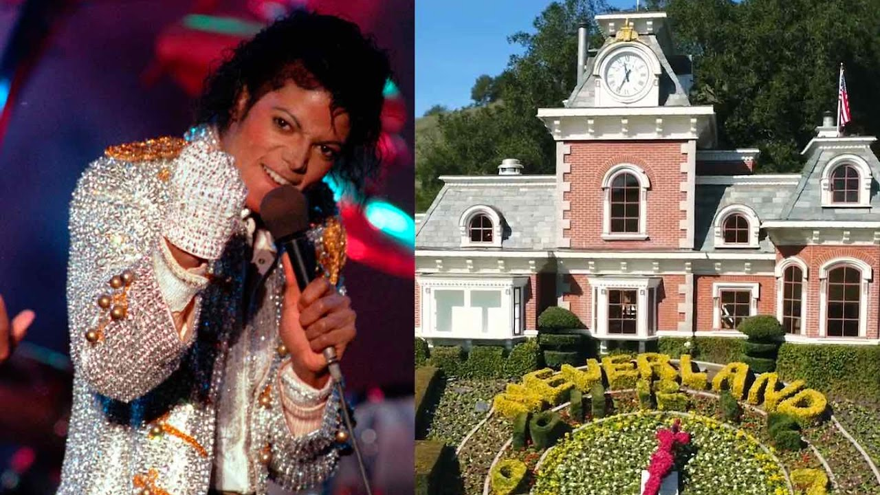 Michael Jackson's Neverland Ranch is on sale for $67 ...