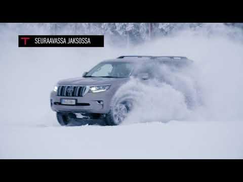Markku Alén & uusi Toyota Land Cruiser - Ma 23.4. klo 22.35 MTV3