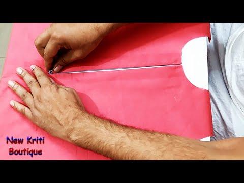 ज़िप लगाने का आसान तरीका || Attach Invisible Zip in kameez/kurti and blouse