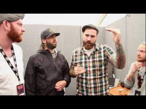 Four Year Strong Interview at Hevy Festival 2011