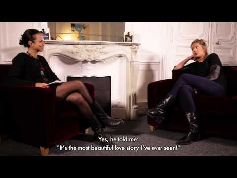 Adele Exarchopoulos interview in Argentina (eng sub)