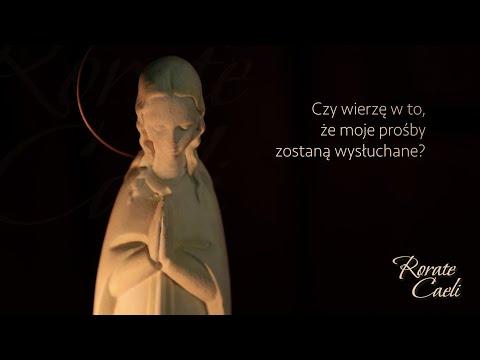 #RorateCaeli - sobota, 19 grudnia - Wsparcie