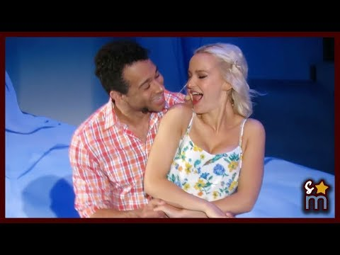 "Dove Cameron & Corbin Bleu - ""Lay All Your Love On Me"" from Mamma Mia! - Hollywood Bowl 2017"
