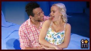 "Dove Cameron & Corbin Bleu - ""Lay All Your Love On Me"" from Mamma Mia! - Hollywood Bowl 2017"