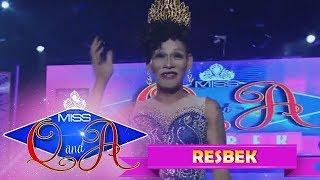 It's Showtime Miss Q & A Resbek: Angelika Mapanganib moves to the semi-finals