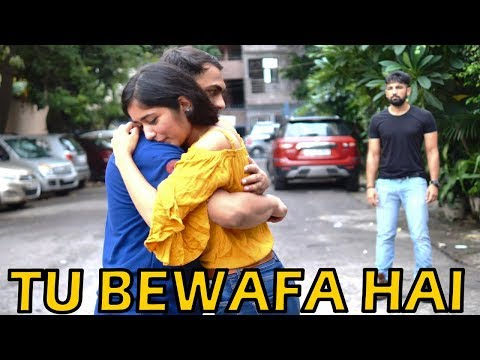 Bewafa Hai Tu | Heart Touching One Sided Love Story | Idiotic Launda | Rahul Sehrawat