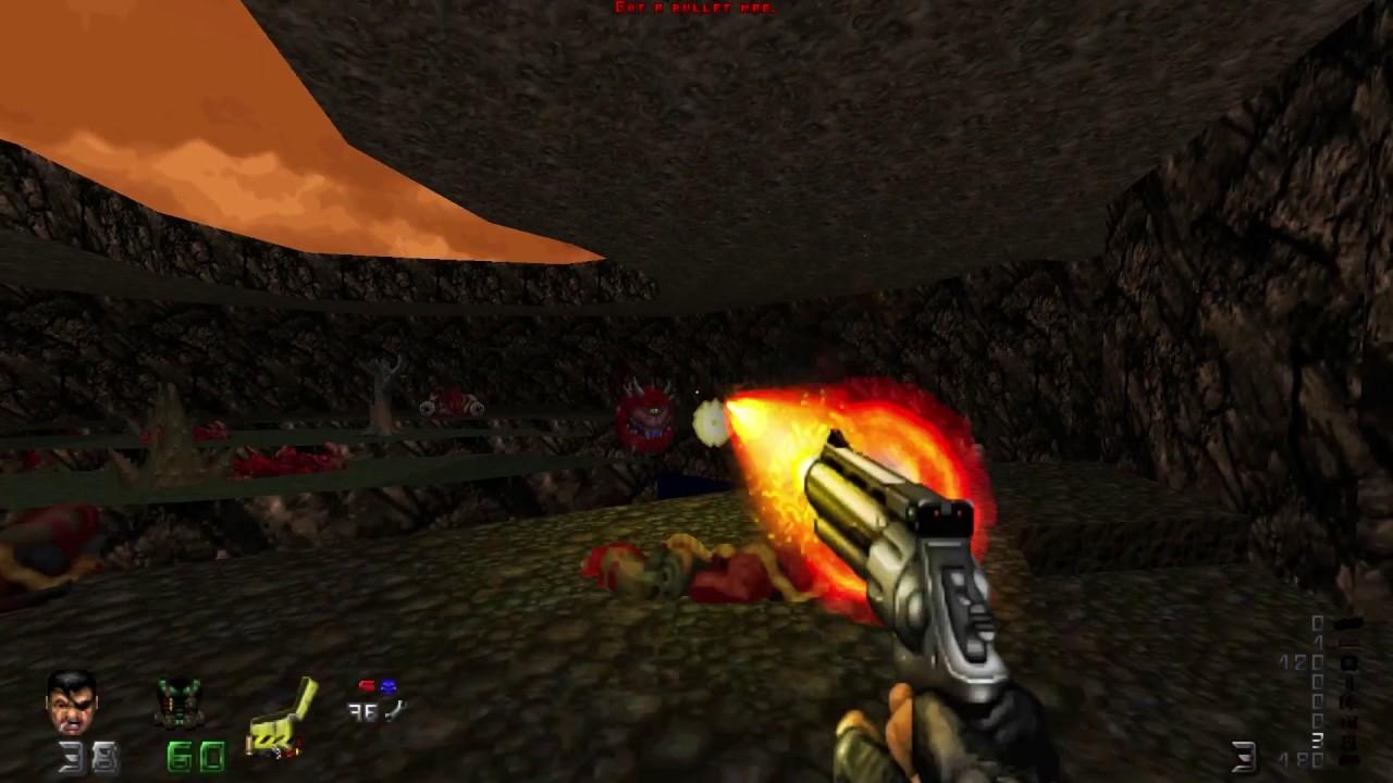 Moonblood #2 [Doom 2 wad /w Trailblazer mod]