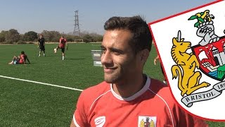 Botswana Tour: Sam Baldock interview