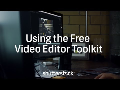 How to Use Our Free Video Editor Toolkit | Shutterstock Tutorials