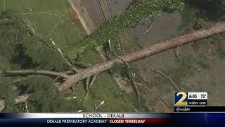 NewsChopper 2 gives us an overhead look at the damage from Irma