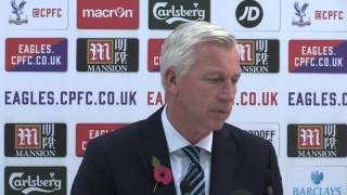 Alan Pardew says United targetted Cabaye unfairly