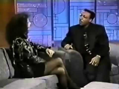 "Marina Sirtis Interview on ""The Arsenio Hall Show"" (1990)"