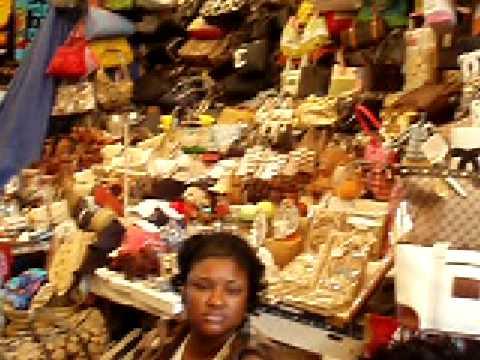Hay Market, Nassau Bahamas, 012209