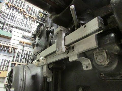 K&T 2HL Mill DRO Y-axis