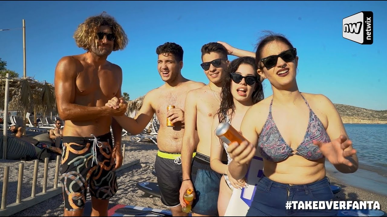 Teens Takeover επ. 9: Fanta by the sea!