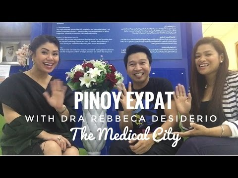 PINOY EXPAT HEALTH || TIPS FROM THE MEDICAL CITY DUBAI