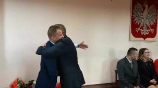 Ślubowanie Wójta Radosława Drozdowicza