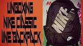 Nike line backpack review - YouTube 7de882419af2b