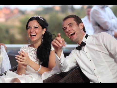 Интервью сюрприз на свадьбе. Ведущий Максим Крицкий. Анти Тамада ;) - Познавательные и прикольные видеоролики
