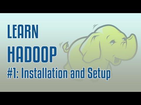 Learn HADOOP | Install and Setup Hadoop 2.8.0 in Linux (Ubuntu 17.04)