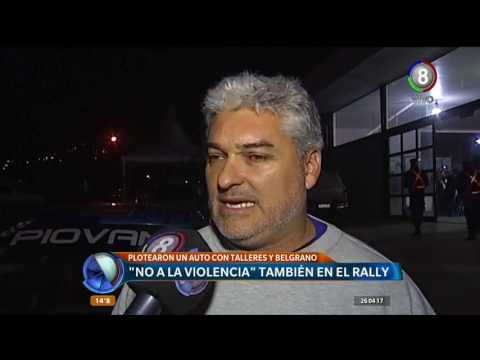 AUTO RALLY TALLERES BELGRANO