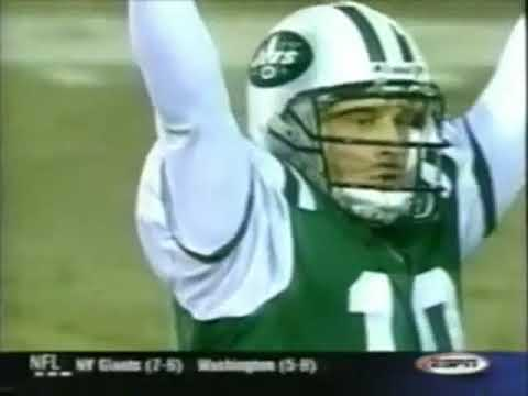 [Highlights] With the Broncos and Jets playing on TNF, let's flashback to their 2002 Week 14 game with high stakes at the Meadowlands in an ultra competitive AFC