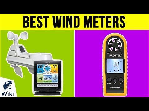 10 Best Wind Meters 2019