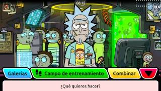 Pocket Mortys - Como hacer un Morty Invensible (Hacer morty nvl1 a nvl100)