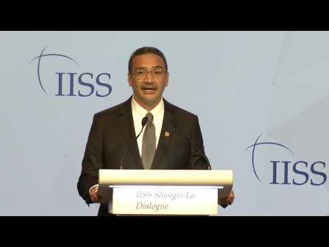IISS Shangri-La Dialogue 2017: Dato' Seri Hishammuddin Tun Hussein