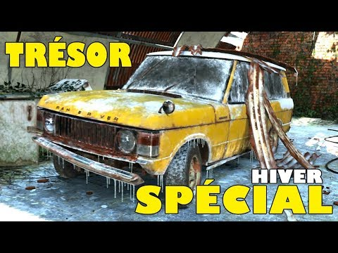 forza horizon 4 l 39 ultime tr sor de grange sp cial hiver land rover 1973 youtube. Black Bedroom Furniture Sets. Home Design Ideas