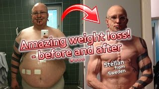 Weight Loss - Before and After #006