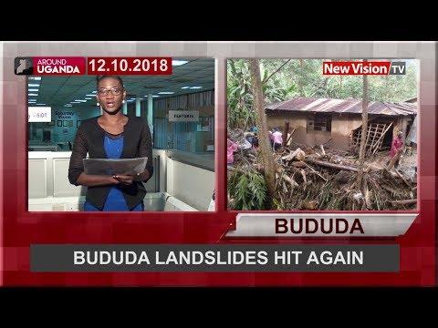 Around Uganda; Bududa landslides hit again