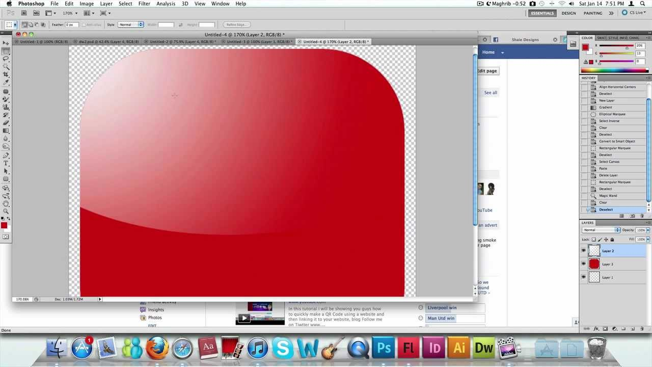 how to create an iphone app how to create an iphone app icon using photoshop basic 18693