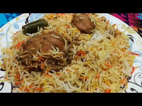 Bbq Chicken Tikka Biryani Recipe Karachi