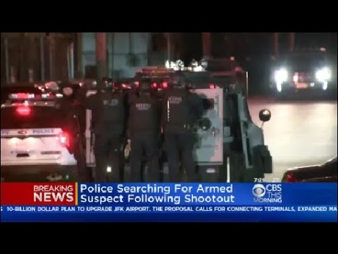 Staten Island Police Shootout Latest