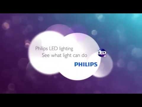 Philips LED Candle Light Bulb E14 220-240V