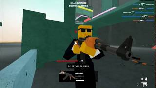 Roblox ~ I KILLED THEM ALL IN LOW HP | Bad Business