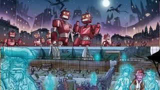 bande annonce de l'album Boulevard des monstres