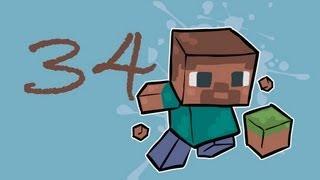 ماين كرافت : 52 دقيقة لعيونكم ^_^ #34 | 34# Minecraft : d7oomy999
