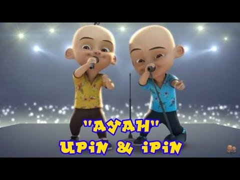 Upin & Ipin version of Daddy's Song