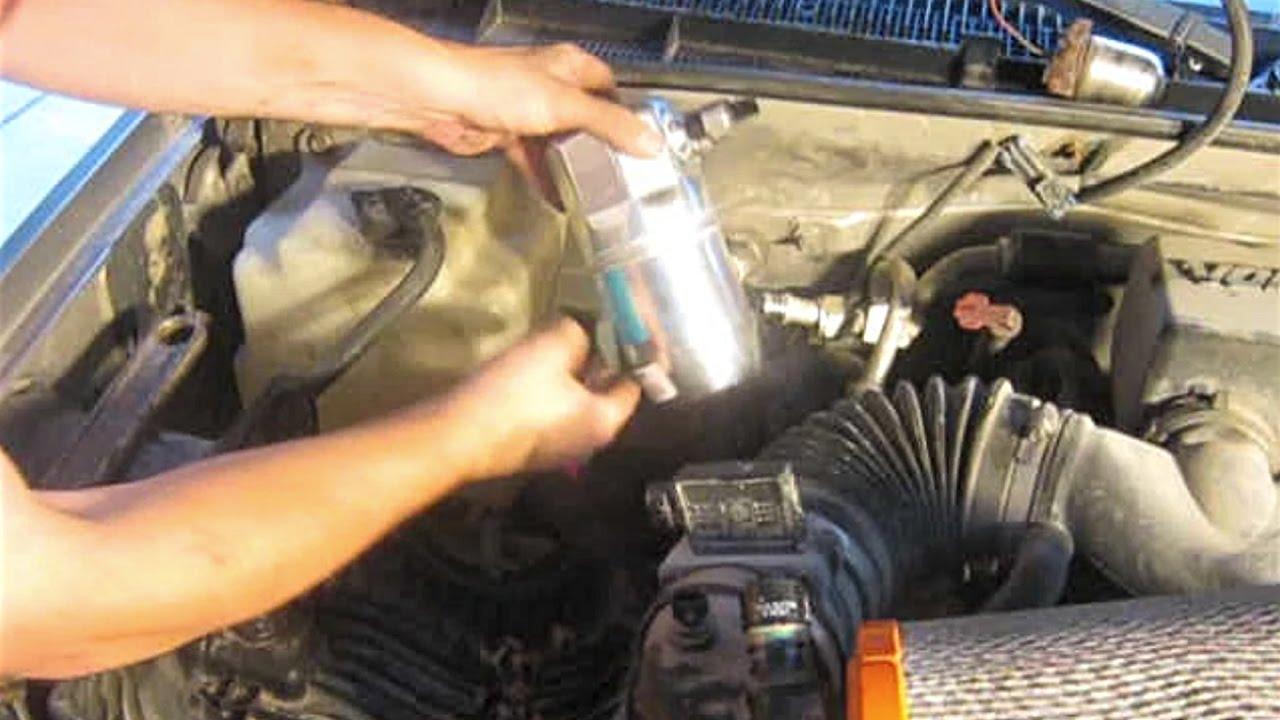 AC Accumulator Replacement  GMC Yukon  Chevy Tahoe