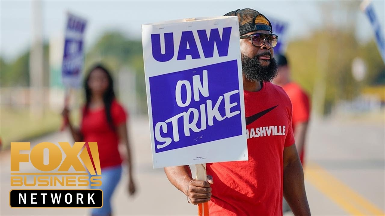 UAW strike could cost GM up to $100 million per day