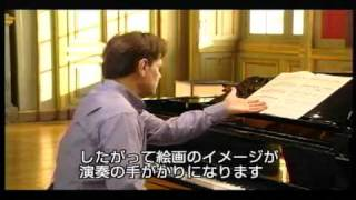 Michel Béroff teaches&plays Debussy Children