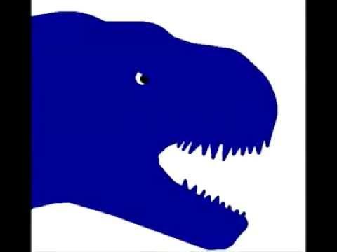 PSD - Tyrannosaurus vs Carcharodontosaurus