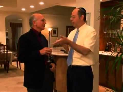 Larry David meets a Neoconservative