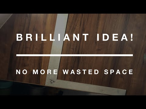 Wasted space think again   RV Renovation