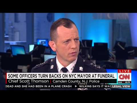 Chief Thomson on CNN  Camden County In The