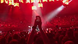 Metallica - For whom the bell tolls live Ziggodome 4/9 2017 Amsterdam